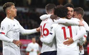 Thắng áp đảo dù thi đấu trên sân khách, Liverpool tiếp tục tiến những bước vững chắc trong cuộc đua vô địch năm nay