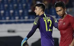 Chỉ vì 1 sai lầm, thủ thành đẹp trai của Indonesia bị báo chí nước nhà coi là vị trí yếu kém trước trận chung kết với Việt Nam