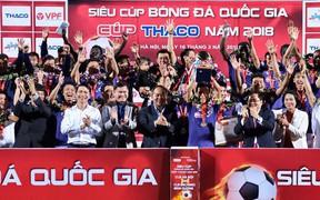 CLB Hà Nội giành Siêu cúp QG, sẵn sàng tạo nên bất ngờ trước đại gia Trung Quốc