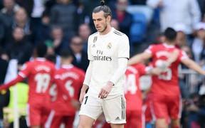 Thua nhục nhã, Real Madrid sở hữu thống kê tệ hại chưa từng xảy ra trong 9 mùa giải còn Ronaldo