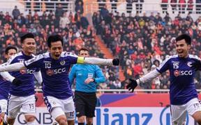 Báo Trung Quốc: Hà Nội FC dạy cho Shandong Luneng một bài học về kỹ thuật chơi bóng