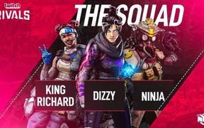 Đồng đội Ninja, Dizzy chia sẻ đánh giá của anh về những vũ khí xuất hiện trong Apex Legends
