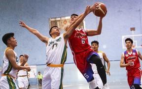 Lịch thi đấu giải vô địch bóng rổ Quốc gia 2019