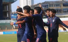 Thua U19 Thái Lan, HLV Trung Quốc thừa nhận bóng đá nước nhà đang có vấn đề lớn