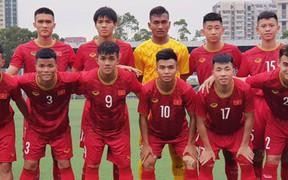 Thay đổi 7 vị trí đá chính, U18 Việt Nam bị U18 Myanmar cầm hòa đáng tiếc