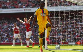 Arsenal 0-1 Crystal Palace (Hiệp 2): Pháo thủ nhận bàn thua bởi người cũ của Liverpool