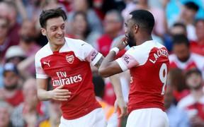 Arsenal 1-3 Crystal Palace (Hiệp 2): Cú sốc trên sân Emirates