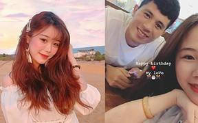 Bạn gái khoe ảnh cực xinh do Văn Toàn chụp và chỉnh, Đình Trọng nhận lời chúc ngọt ngào từ người yêu