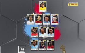 PFA công bố danh sách đội hình xuất sắc nhất Premier League mùa giải 2018/2019 gây tranh cãi