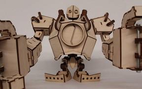 Chiêm ngưỡng kiệt tác mô hình Blitzcrank do fan cứng LMHT xắn tay làm
