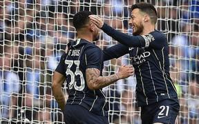 Đường kiến tạo siêu đẳng giúp Man City vào chung kết FA Cup