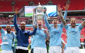 MU hưởng lộc sau khi Man City vô địch FA Cup