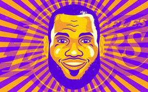 Bất chấp những ồn ào xung quanh, LeBron James không hề có ý định rời khỏi Lakers