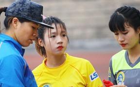 Ra mắt giải bóng đá Nữ Cúp Quốc gia: Sân chơi mới cho các cô gái đam mê trái bóng tròn