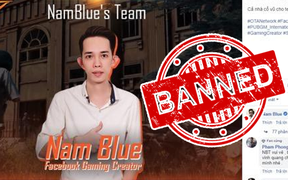 Nam Blue và hàng loạt game thủ Việt Nam bị khóa tài khoản ngay khi đang thi đấu