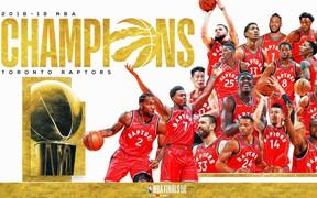 Cuộc diễu hành của Raptors tạo nên cơn sốt không tưởng tại Canada