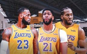 Lakers vẫn chưa từ bỏ Kawhi Leonard
