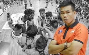 """HLV Phan Thanh Cảnh: """"Danang Dragons sẽ tiến xa nếu các cầu thủ tin tưởng lẫn nhau"""""""
