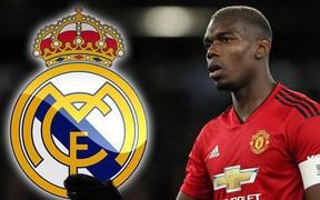 Real Madrid quyết chơi lớn để có bằng được chữ kí của Pogba
