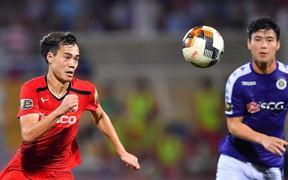 Bộ đôi Xuân Trường - Văn Toàn tái hiện pha bóng tại Asian Cup, giúp HAGL thoát thua ở giây cuối cùng