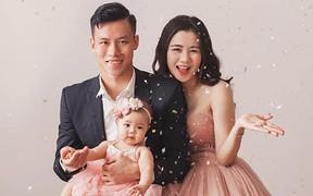 Quế Ngọc Hải nói lời yêu thương đầy xúc động trong ngày con gái tròn 1 tuổi