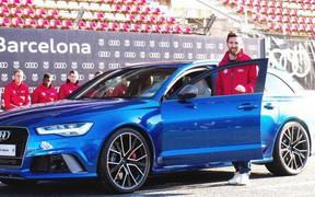 Messi và dàn sao Barca phải trả lại hàng loạt xế xịn vì lý do này
