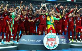 Đánh bại Chelsea sau loạt sút luân lưu cân não, Liverpool đăng quang Siêu cúp châu Âu
