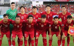 Danh sách tập trung đội tuyển Việt Nam đấu Thái Lan: HLV Park Hang-seo tạo nhiều bất ngờ