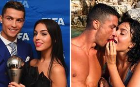 Ơn giời cuối cùng Ronaldo đã chịu lên tiếng về tin đồn Georgina mang bầu, lại còn tiết lộ thêm một thông tin bất ngờ về cô bạn gái nóng bỏng