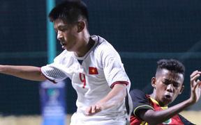 U16 Việt Nam ra quân thắng lợi tại vòng loại U16 Châu Á 2020