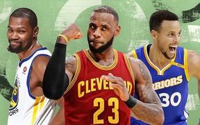 Top 5 cầu thủ xuất sắc nhất thập kỷ: Thống trị NBA bao năm qua, Stephen Curry và Kevin Durant vẫn chào thua LeBron James