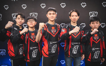 CKTG 2018: 'Khe cửa hẹp' cho Phong Vũ Buffalo trong ngày thi đấu cuối cùng vòng Group Stage