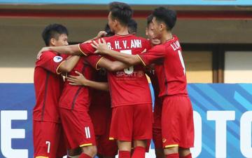 U19 Việt Nam vs U19 Australia: Phía trước là bầu trời