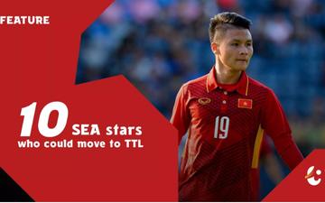 """Quang Hải dẫn đầu trong danh sách những ngôi sao Đông Nam Á mà Thai League """"thèm khát"""""""