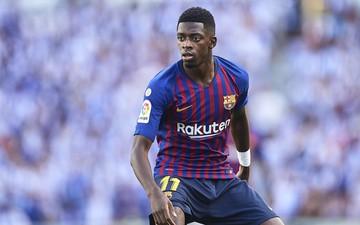 """Dembele tái hiện màn """"mất tích"""" đầy tai tiếng khiến Barca """"tá hỏa"""" đi tìm"""