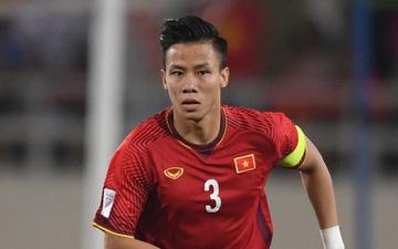 """Đội phó đội tuyển Việt Nam: """"Điều kiện thời tiết thế nào thì cũng phải làm quen khi tập luyện và thi đấu"""""""