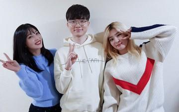 Điểm tin Esports ngày 18/11: Nếu phải lựa chọn giữa Red Velvet và LMHT thì Faker vẫn sẽ chọn game