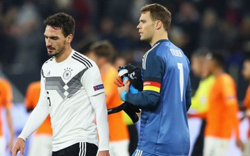 Thủng liên tiếp 2 bàn trong 5 phút cuối, Đức ngậm ngùi nhìn Hà Lan vào bán kết Nations League