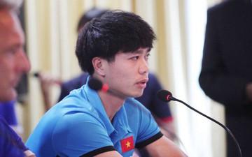 Công Phượng tiết lộ lý do giúp sung sức hơn trước trận đấu với Myanmar