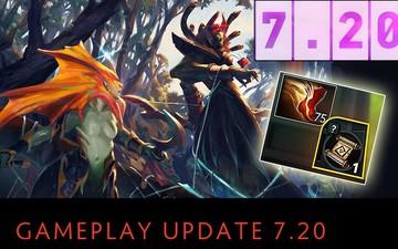 Tổng hợp những thay đổi đáng chú ý nhất của Dota 2 phiên bản 7.20