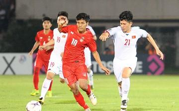 Báo chí Malaysia 'hả hê' khi Việt Nam 'bất phân thắng bại' trước Myanmar