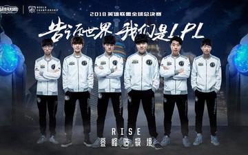 Hủy diệt Fnatic, Invictus Gaming chính thức trở thành đội tuyển Trung Quốc đầu tiên vô địch CKTG LMHT