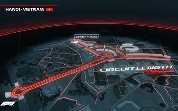 Đường đua F1 Hà Nội: Tinh túy hội tụ từ những đường đua danh tiếng trên toàn thế giới