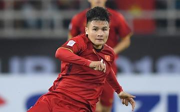 Quang Hải sánh bước Son Heung-min tranh giải cầu thủ xuất sắc nhất Châu Á 2018