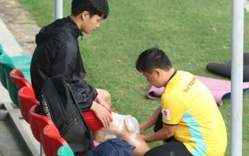 Bão chấn thương càn quét, 2 tân binh khiến thầy Park lo sốt vó