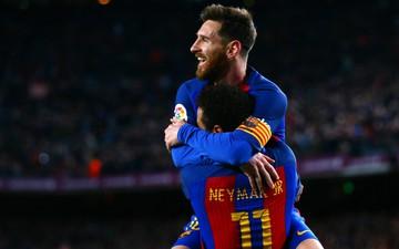 Messi muốn tái ngộ với 2 nhân vật không tưởng tại Barcelona, phản bác lại lời thách thức của Ronaldo
