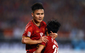 Việt Nam có 4 đại diện lọt vào đội hình tiêu biểu vòng bán kết AFF Cup 2018