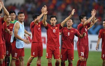 Đội tuyển Việt Nam: Sau 2 năm, những giọt nước mắt đã được hong khô
