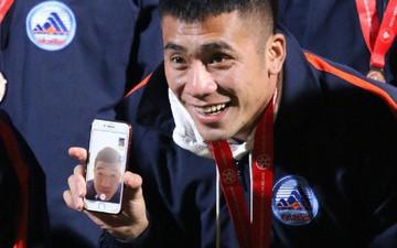 Bận đá AFF Cup, Hà Đức Chinh vẫn giành huy chương đồng dù không thi đấu phút nào ở Đại hội Thể thao Toàn quốc lần thứ VIII