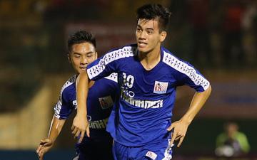Vòng 17 V-League: Bình Dương 1 - 1 TP HCM